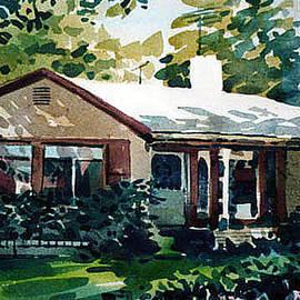 Donald Maier - Redwood City House #1