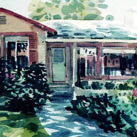 Donald Maier - Redwood City House #2
