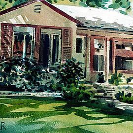 Donald Maier - Redwood City House #3
