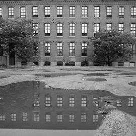 Jan W Faul - Reflections on the Past Lowell