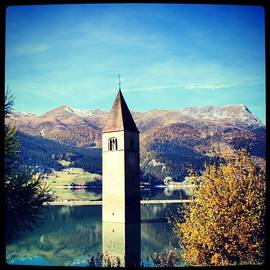 Reshen Lake - South Tyrol