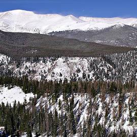 Michael Kirsh - Rocky Mountain National Park Windswept Peaks