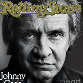 Rolling Stone Cover - Volume #933 - 10/16/2003 - Johnny Cash