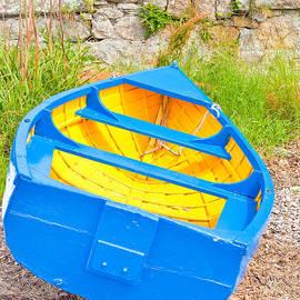 Tom Gowanlock - Rowing boat