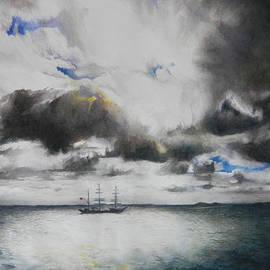 Alan Kirkland-Roath - Ryvarden Fyr