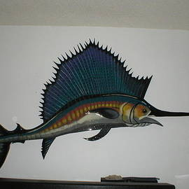 Sailfish by Val Oconnor