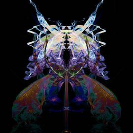Samurai Bug Plant by David Kleinsasser