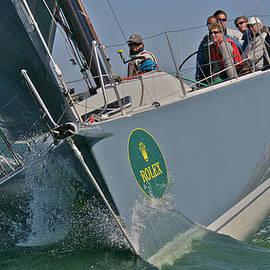 Steven Lapkin - San Francisco Bay Sailboat Racing