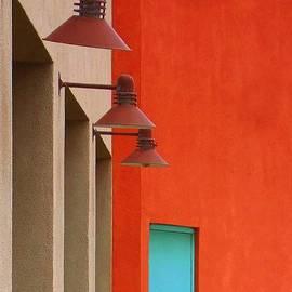 George Holmes - Santa Fe Lights