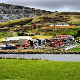 #scalloway #shetland Islands
