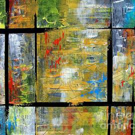 Jose Miguel Barrionuevo - Secret Windows