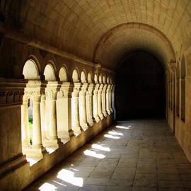 Carla Parris - Senaque Abbey Arched Aisle