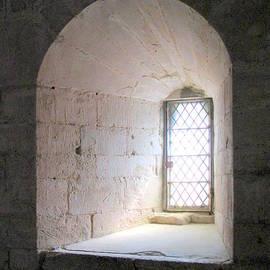 Carla Parris - Senaque Abbey Arched Window