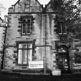 Joe Fox - sheriff court house linlithgow west lothian scotland