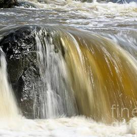 Silky Waters by Teresa Zieba