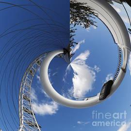 Sky Cobwebs by Agusti Pardo Rossello
