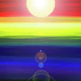 Sandi OReilly - Sky Meets Water