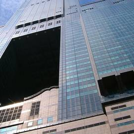 Yali Shi - Skyscraper View