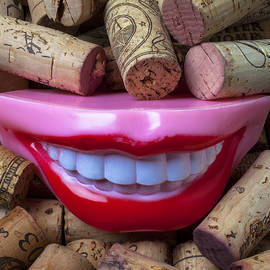 Garry Gay - Smile among wine corks
