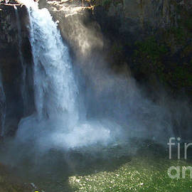 John Krakora - Snoqualmie Falls