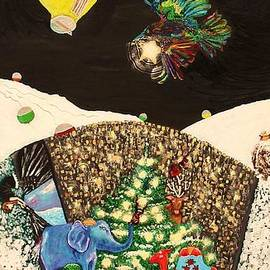 Snow Globe by Lisa Kramer