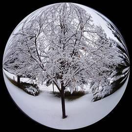 Yvette Pichette - Snow Globe