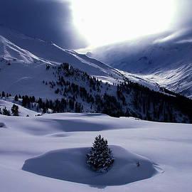 Colette V Hera  Guggenheim  - Snow Mountain Austria