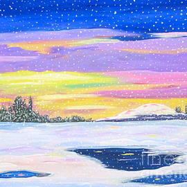 Phyllis Kaltenbach - Snow Storm