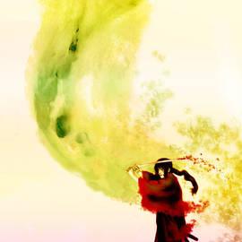 Konaa W - Soul of a warrior -book cover