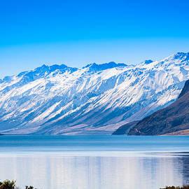 John White - South Island Lake Wanaka New Zealand