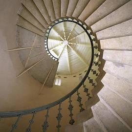 Martin Cameron - Spiral Stairs - Krakow
