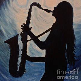 Julie Brugh Riffey - Spotlight on the Blues