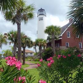 Carla Parris - St. George Island Lighthouse