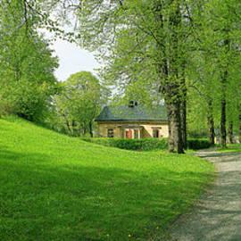 Jan W Faul - Stockholm Gardens