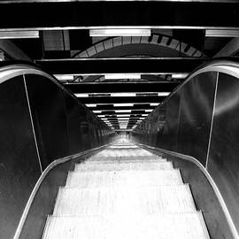 Katelyn Kros - Stockholm Subway