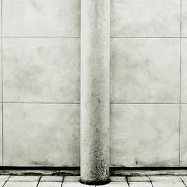 Tom Gowanlock - Stone pillar