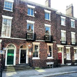 #street #houses #liverpool #buildings