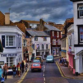 Andrea Everhard - Streets of Lyme Regis