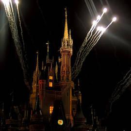 Alexandra Jordankova - Striking Midnight at Cinderella s Castle