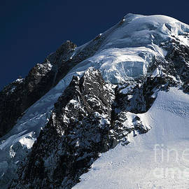 John Gaffen - Summit of Aiguille Verte