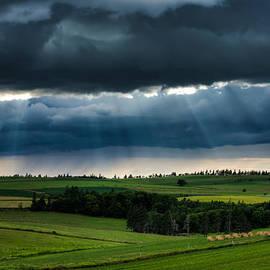 Matt Dobson - Sun Rays and  Countryside