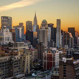 Janet Fikar - Sunrise in the City II