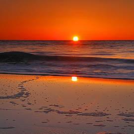 Sunrise Over Assateague IV by Steven Ainsworth