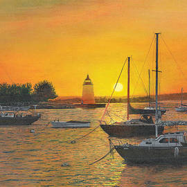 Stuart B Yaeger - Sunrise Sunset
