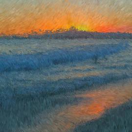 Heidi Smith - Sunset Surfers