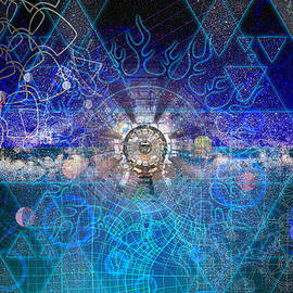 Synesthetic Dreamscape by Kenneth Armand Johnson