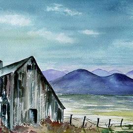 Brenda Owen - The Barn At Dusk