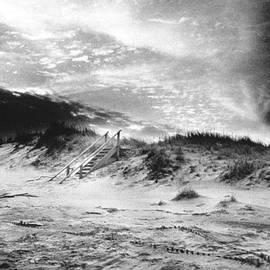 Simon Marsden - The Beach at Bridgehampton