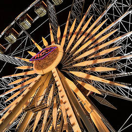 The Big Wheel by Endre Balogh