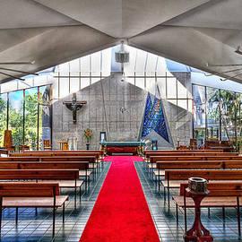 Douglas Barnard - The Church of Natural Light HDR